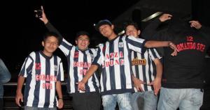Alianza Lima debuta en el Torneo Clausura y Cusco mostró su parte blanquiazul. (Jose Carlos Angulo)