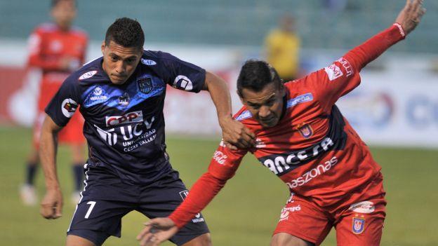 Vallejo se dejó empatar 2-2 en la última jugada ante la U. de Sucre