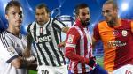 Champions League: estas son las alineaciones confirmadas de los 8 partidos - Noticias de mónaco fc