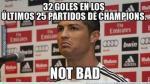 Champions League: los mejores memes del inicio de la primera fecha (FOTOS) - Noticias de foto papeletas