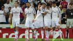 Real Madrid goleó 5-1 a Basilea por la Champions League en el Santiago Bernabéu
