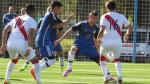 Selección Sub 20 perdió 3-1 ante Argentina con la presencia de Gerardo Martino (VIDEO)