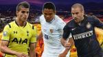 Europa League: resultados de los ocho partidos más importantes del día - Noticias de villarreal b