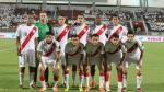 Selección Peruana escaló cinco posiciones en el ránking FIFA