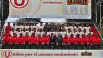 Universitario se tomó la foto oficial de la temporada 2014 (VIDEO) - Noticias de jose miguel romero aguirre