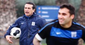 Guillermo Sanguinetti ganó 11 partidos al mando de Alianza Lima, empató 15 y perdió 5. (Alexander Bustillos/ Alianza Lima)