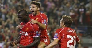 Mario Balotelli ha convertido goles con el Manchester City, Liverpool, Inter de Milán y Milan. (AP)