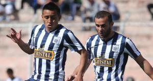 Christian Cueva marcó su primer gol con Alianza Lima. (Fernando Sangama/ Alexander Bustillos)