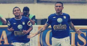 Yoshimar Yotun tiene 9 goles con la camiseta de Sporting Cristal. (USI/André Pareja)