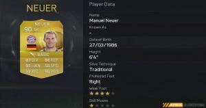 1. Manuel Neuer – Bayern Munich (Alemania)