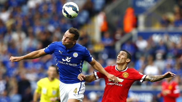 Image Result For Manchester United Vs Leicester City Voley Vivo