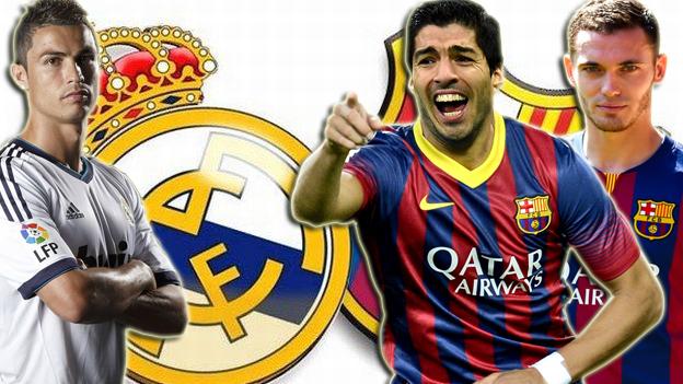 Suarez Barcelona Clasico Barcelona en el Clásico