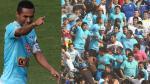 Sporting Cristal: Carlos Lobatón dejó mensaje a la hinchada antes de jugar ante Universitario - Noticias de daniel ahmed