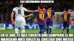 Manchester City 1-1 Chelsea: Frank Lampard y los mejores memes tras su gol (FOTOS) - Noticias de frank drebin
