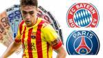 Munir El Haddadi: Bayern Munich y PSG ofrecen millones por canterano del Barcelona - Noticias de francois gallardo