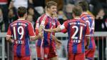 Bayern Munich venció 4-0 al Paderborn y llegó a la punta de Bundesliga