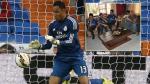Keylor Navas: mira cómo vivió su familia el esperado debut en Real Madrid (VIDEO) - Noticias de diosa depor