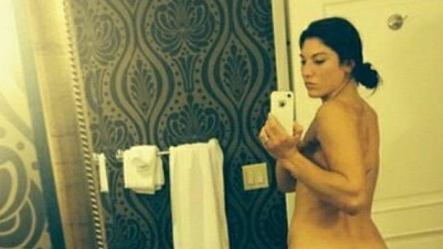 hope solo sin censuras
