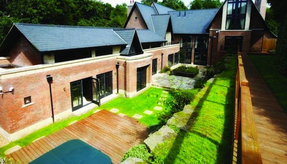 Las 9 mansiones m s lujosas de futbolistas taringa for Casa de los azulejos por dentro