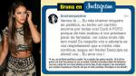 Neymar: Bruna Marquezine discutió con sus seguidores por el crack brasileño - Noticias de bruna marquezine
