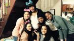 Rosa Valiente: voleibolistas juveniles estuvieron en su baby shower (FOTOS) - Noticias de rosa valiente