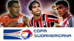 Copa Sudamericana: así se jugarán los octavos de final - Noticias de sao paulo vs vitoria