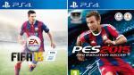 FIFA 15 VS. PES 2015: siete grandes diferencias de los videojuegos - Noticias de mariano pelaez