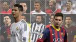 Lionel Messi y Cristiano Ronaldo: sus 10 mejores jugadores del mundo (VIDEO)