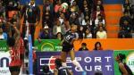 Selección Peruana de Vóley derrotó 3-1 a Chile en el Sudamericano Juvenil