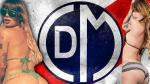 Angie Jibaja confesó que es hincha de Deportivo Municipal (VIDEO)