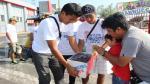 Segunda División: jugadores de Mannucci salieron a la calle a recaudar fondos - Noticias de sharles hernandez