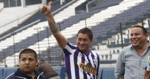 Alianza Lima enfrentará a san Simón este jueves en Matute. (Leonardo Fernández)