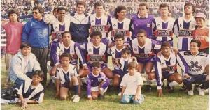 1992. / El 2 de octubre de 1971 se inició la tradición en Alianza Lima. (Fotos: USI)