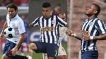 Alianza Lima: 3 jugadores que necesita recuperar para ser campeón - Noticias de fecha descentralizado 2013