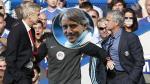Roberto Mancini opinó sobre la pelea entre Arsene Wenger y José Mourinho