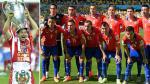 Claudio Pizarro tiene casi tantos títulos como el 11 titular de Chile - Noticias de uefa champions league 2013-14