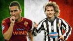 """Pavel Nedved a Francesco Totti: """"Nunca jugaste en un equipo grande"""""""