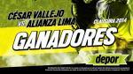 César Vallejo vs. Alianza Lima: estos son los ganadores de las entradas dobles - Noticias de twitter tatiana castro