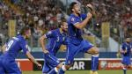 Selección de Italia: reemplazante de Mario Balotelli marcó su primer gol (VIDEO) - Noticias de antonio cassano