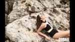 Raffaella Camet y su sexy sesión de fotos para la revista Cosas