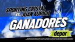 Sporting Cristal vs. Juan Aurich: estos son los ganadores de las entradas dobles - Noticias de angel montanez