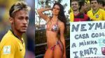 Neymar: le ofrecen matrimonio con modelo y luego lo rechazan por David Luiz