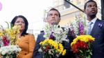 Alianza Lima renovó su fe y le rindió homenaje al Señor de los Milagros (FOTOS) - Noticias de senor de los milagros