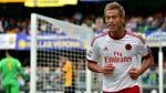 AC Milan venció 3-1 al Hellas Verona con excelentes deficiones de Keisuke Honda (VIDEO)