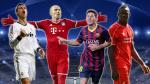 Champions League: sigue en vivo todos los partidos de la tercera fecha