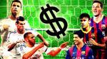 Real Madrid vs. Barcelona: ¿qué tridente es el más costoso del Clásico? - Noticias de real madrid