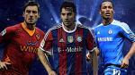 Claudio Pizarro, Francesco Totti, Didier Drogba y el 1 ideal de cracks veteranos de la Champions League - Noticias de peruanos destacados