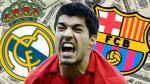 Luis Suárez: ¿cuánto pagan las apuestas si muerde a Sergio Ramos o Pepe?