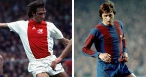 Johan Cruyff brilló con el Ajax a inicios de los 70' y llegó al Barcelona en 1973. (mundodeportivo)