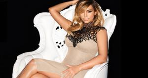 1.Kim Kardashian tiene una fortuna personal de 65 millones de dólares y es una de las celebridades más reconocidas en el mundo. (Facebook de Kim Kardashian)